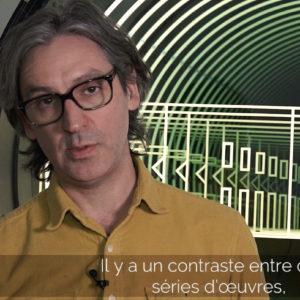Ivan Navarro – Galerie Templon 2017